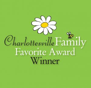 Charlottesville Family Favorite Awards - Crozet Pediatric Dentistry
